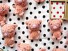 2019 pigs (3) (tinyteensdolls) Tags: amigurumi miniature mini microcrochet miniamigurumi crochet craft crochetmini crochettoy crochetminiature toy tinyamigurumi tiny handmade pig piglet pink 2019 happynewyear amigurumipig crochetpig