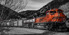Somewhere in Colorado (Kerstin Winters Photography) Tags: locomotive flickr photography fotografie nikondsl nikondigital nikon lokomotive zug train