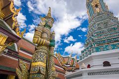 Bangkok, Thailand (Andy*Enero) Tags: asia travel bangkok thailand buddhism buddha temple meditation art culture religion landscape thai thaiculture southeastasia asean