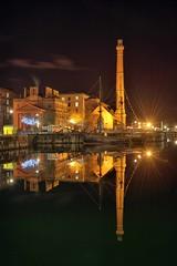 Royal Albert Dock Reflections. (Jason Connolly) Tags: royalalbertdock albertdock albertdocks thepumphouse docks dockoffice canningdock nikon nikond750 tamron tamron2470mm