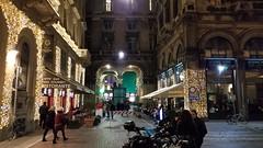 Milano (16) (pensivelaw1) Tags: italy milan statues trump starbucks romanruins thefinger trams cakes architecture