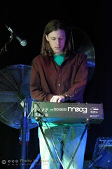 Daniel Meinecke - Alvin's Jam Session [50D-1823] (Juan N Only Music Photos) Tags: alvins detroit michigan music musician jamsession nightclub livemusic rb synthesizer synth moog rogue april 2010 juannonly