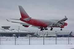 H18A8915 (Said Aminov) Tags: aviation aircraft avgeek airport vnukovo vnuking vko boeing moscow russia