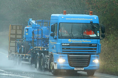DAF XF Nationwide Platforms PO13 NJY (SR Photos Torksey) Tags: transport truck haulage hgv lorry lgv logistics road commercial vehicle freight traffic daf xf nationwide platforms