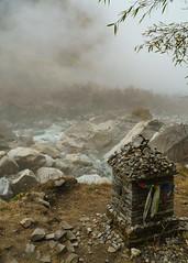 404_MBC to Deurali_09 (andreavarju) Tags: 2018 annapurnasanctuary exploretrip himalaya nepal november sony autumn hike hiking mountains nature naturephotography sonyalpha sonyphotography travel travelphotography trekking landscape landscapephotography shrine