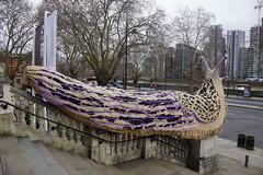 Giant Leopard Slugs 2018, Monster Chetwynd (Artist), Tate Britain, Millbank, SW1, City of Westminster, London (f1jherbert) Tags: sonya68 sonyalpha68 alpha68 sony alpha 68 a68 sonyilca68 sony68 sonyilca ilca68 ilca sonyslt68 sonyslt slt68 slt londonengland londonuk londongb londongreatbritain londonunitedkingdom london england uk gb united kingdom great britain greatbritain unitedkingdom artintheundergrowth giantleopardslugs2018monsterchetwyndartisttatebritainmillbanksw1cityofwestminsterlondon giantleopardslugs2018monsterchetwyndartisttatebritainmillbanksw1cityofwestminster giantleopardslugs2018monsterchetwyndartisttatebritainmillbanksw1 cityofwestminsterlondon cityofwestminster giantleopardslugs2018monsterchetwyndartisttatebritainmillbank sw1cityofwestminsterlondon giantleopardslugs2018monsterchetwyndartisttatebritain millbanksw1cityofwestminsterlondon tatebritainmillbank tatebritainlondon giantleopardslugs2018monsterchetwyndartist tatebritainmillbanksw1cityofwestminsterlondon giantleopardslugs2018monsterchetwynd giantleopardslugs2018 monsterchetwyndartist monsterchetwynd tatebritain millbanksw1 westminsterlondon giant leopard slugs 2018 monster chetwynd artist tate millbank sw1 city westminster national collection british art nationalcollectionofbritishart britishart