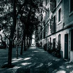 Somewhere Else (Black Dog Photography Melbourne) Tags: bw barcelona spain catalonia