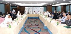 The meeting (Qatar Chamber) Tags: qatar privet sector business