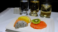 Business Class In-flight Meal - Cathay Dragon (Matt@PEK) Tags: cathaydragon oneworld businessclass inflightmeal