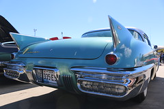 1958 Cadillac Eldorado Seville (jeremyg3030) Tags: 1958 cadillac eldorado seville cars american tailfin tailfins