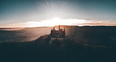 The Beauty (Tim RT) Tags: tim rt hohenzollern hohen zollern castle landscape teal sun sunrise skypixel shotondji dji visual statement earial photography drone mavic pro hypebeast moddy beautiful destination visit germany new picture inspired createexplore