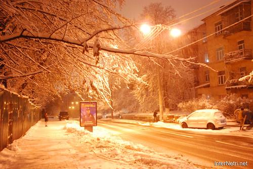Засніжений зимовий Київ 441 InterNetri.Net Ukraine