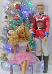 Magical Christmas (Annette29aag) Tags: barbie doll christmas holiday nutcracker magical