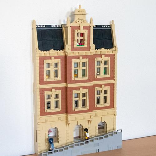 Modulex facade front 1