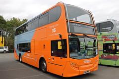 630 YN14 MVA (ANDY'S UK TRANSPORT PAGE) Tags: buses showbus2018 castledonington nottinghamcitytransport