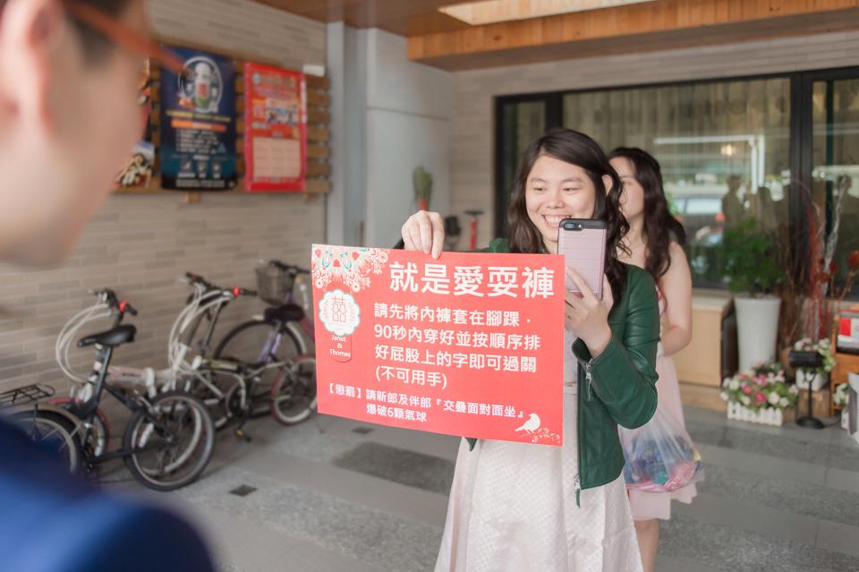 台南東東宴會式場 婚宴 走在幸福的紅毯上 R & B 027