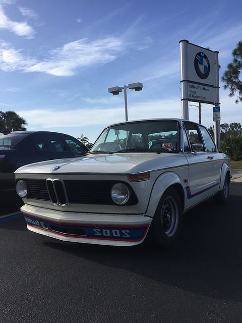 2018 January NFM/BMW of Ft Myers Cars & Coffee
