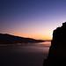 Garda lake - sunset