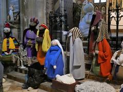 Knitivity (jacquemart) Tags: knitivity nativity knitting crib christmas gloucestercathedral