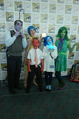 SDCC 2018 - 1092 (Photography by J Krolak) Tags: cosplay costume comiccon comicconvention sdcc sandiegocomiccon sdcc2018 masquerade pixar insideout emotions