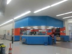 Services (Random Retail) Tags: walmart store retail 2017 newark ny remodel