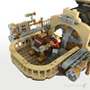 Imperial-Airship-Bricktania-Harris-Bricks-005 (HarrisBricks) Tags: lego moc custom steampunk ship airship zeppelin