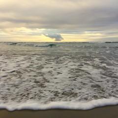 Del Mar North Beach (hinxlinx) Tags: del mar delmar north beach socal southern california foam ocean sea