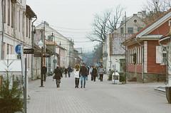 Kuldīga (Kristix666) Tags: streetphotography kuldīga kodakportra800 nikon135mmf28ai nikonfm 35mmfilm