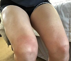 IMG_1125 (guythigh) Tags: workout thighs thigh smooth sexy shorts shapely shaved