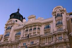 Hotel Atlantico antiguo dueño Marques de Falces arquitecto Joaquín Saldaña 1921 Gran Via 38 Madrid 04 (Rafael Gomez - http://micamara.es) Tags: hotel atlantico antiguo dueño marques de falces arquitecto joaquín saldaña 1921 gran via 38 madrid