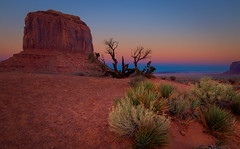 IMG_8358_59_60_61_62_63_64hdr-2-Edit (Greg Meyer MD(H)) Tags: arizona monumentvalley nature red butte desert sunset ngc