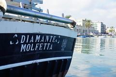 Molfetta, Puglia, Italy (Marek Soltysiak) Tags: italy italia puglia apulia mezzogiorno mare autumn bari trani molfetta harbour porto