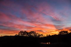 Glossop sunset (Maria-H) Tags: padfield england unitedkingdom gb sunset glossop derbyshire highpeak uk olympus omdem1markii panasonic 1235