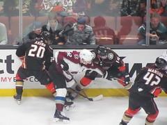 IMG_5152 (Dinur) Tags: hockey icehockey nhl nationalhockeyleague avalanche avs coloradoavalanche ducks anaheimducks