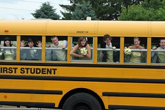 "Wedding Party on the Bus • <a style=""font-size:0.8em;"" href=""http://www.flickr.com/photos/109120354@N07/44288278960/"" target=""_blank"">View on Flickr</a>"