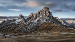 Passo Giau Dolomites (EtienneR68) Tags: landscape colors hills montagne mountain nature paysage giau dolomiti dolomites road route senic travel voyage a7r3 a7riii sony italy italie
