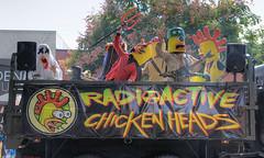 Radioactive Chickenheads (Non Paratus) Tags: 41st doodahparade parade 2018 pasadena people radioactivechickenheads band