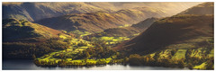 (Light Magnetic) Tags: ullswater landscape cumbria lakedistrict lake hill uk valley panorama