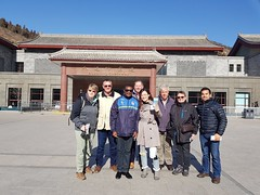 At the Great Wall (baalands) Tags: great wall badaling