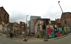 Manchester (980) (benmet47) Tags: street city urban buildingsarchitecture derelict decay