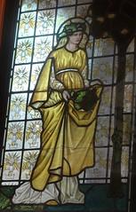 [69060] Birmingham : BM&AG - Four Seasons (Budby) Tags: birmingham westmidlands artgallery museum stainedglass window preraphaelite