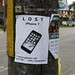 Lost, but do not call...