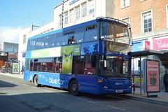1114 HW58ATK (PD3.) Tags: bus buses psv pcv southampton hampshire hants england uk wilts dorset bluestar go ahead goahead group scania omnidekka southern vectis 1114 hw58atk hw58 atk