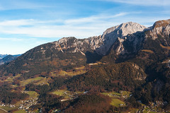Blick vom Grünstein (1304m) ins Tal Königssee (Obachi) Tags: grünstein berchtesgarden flickr kehlstein hohergöll