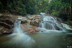 Lata Mengkuang (Hafiz.Soyuz.Photography™) Tags: nature waterfall jungle forest kedah sik