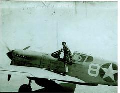 Werner, Winston H. (Vernon Parish Library) Tags: curtissp40warhawk armyaircorp worldwarii wernerwinstonh egypt