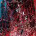 Thailand floods monitored by a NASA satellite. Original from NASA. Digitally enhanced by rawpixel.