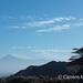 Hermigua morning and El Teide