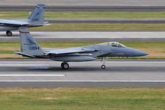 United States Air Force (Oregon Air National Guard) - McDonnell Douglas F-15C Eagle - USAF 85-0094 - Portland International Airport (PDX) - June 3, 2015 4 250 RT CRP (TVL1970) Tags: nikon nikond90 d90 nikongp1 gp1 geotagged nikkor70300mmvr 70300mmvr aviation airplane aircraft militaryaviation portlandinternationalairport portlandinternational portlandairport portland pdx kpdx usaf850094 af850094 850094 unitedstatesairforce usairforce usaf oregonairnationalguard oregonang orang airnationalguard ang 123rdfightersquadron 123dfightersquadron 123fs 123rdfs 123dfs 142ndfighterwing 142dfighterwing 142ndfw 142dfw 142fw boeing mcdonnelldouglas mcdonnelldouglasf15eagle boeingf15eagle mcdonnelldouglasf15ceagle boeingf15ceagle f15eagle f15ceagle eagle f15 f15c prattwhitney pw prattwhitneyf100 f100 pwf100 prattwhitneyf100pw220 f100pw220 usaf800049 af800049 800049 floridaairnationalguard floridaang flang 159thfightersquadron 159fs 159thfs 125thfighterwing 125thfw 125fw tiresmoke