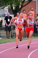 Martina Mazzola e Francesca Castellani